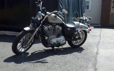 Sterling – Harley Davidson Sportster 883
