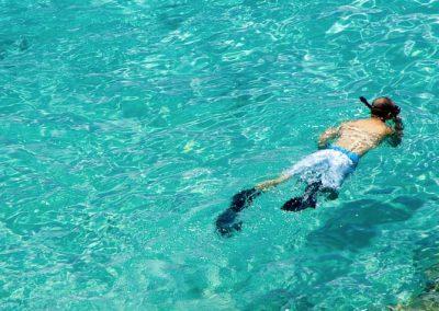 Snorkel in the Caribbean